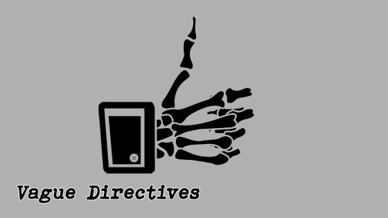 FistShark Marketing 63: Vague Directives