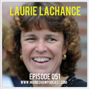 Episode 051 - President Laurie Lachance