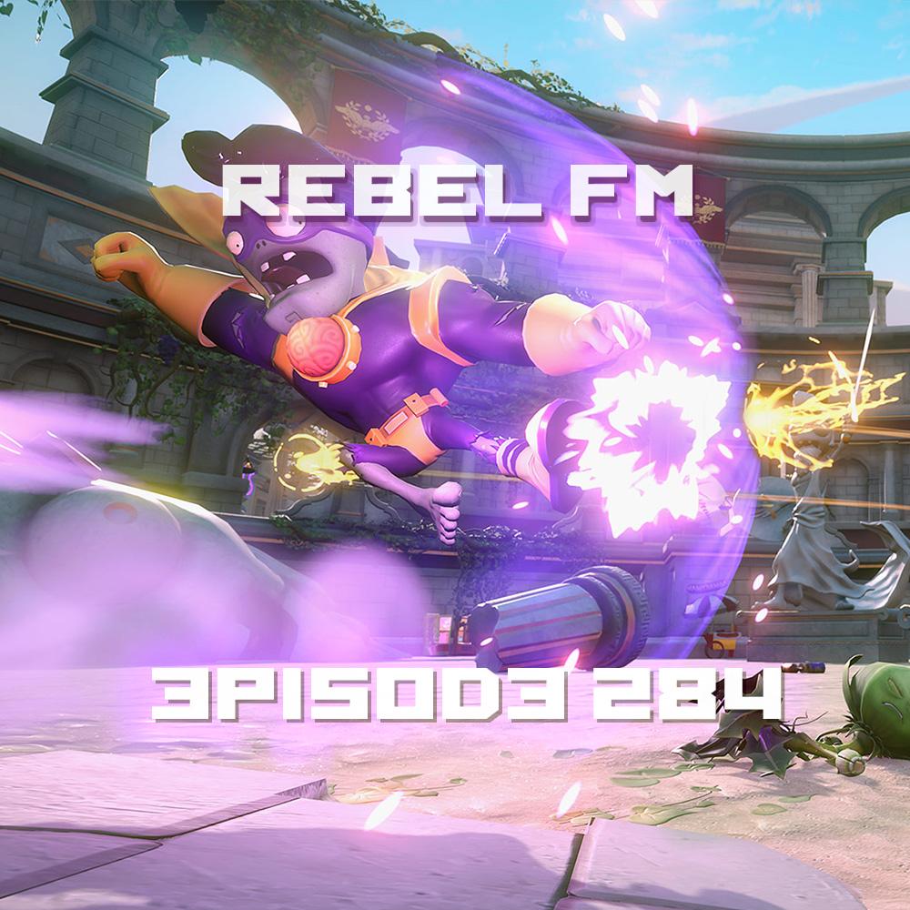 Rebel FM Episode 284 - 02/19/2016