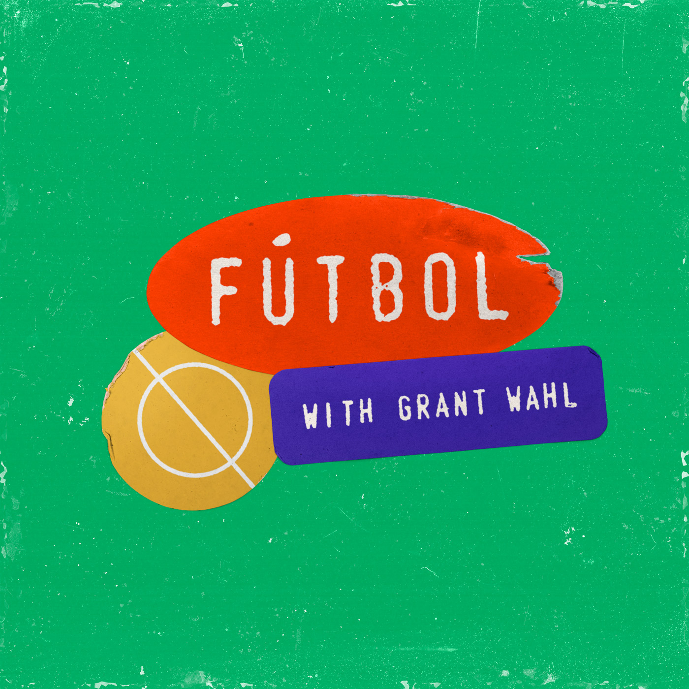 Fútbol with Grant Wahl show art