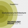 Artwork for Evolutionary Architecture  |  ThoughtWorks Beacon