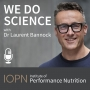 Artwork for Episode 28 - 'Training and Nutrition To Maintain Muscle in Endurance Athletes' with Mike Ormsbee PhD