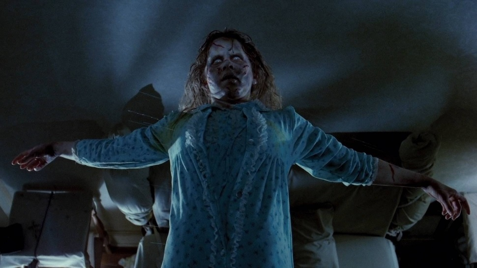 29 - The Exorcist (1973) and Throwing Up in the Aisles