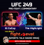 Artwork for Road to Gold on Fight Island UFC 249