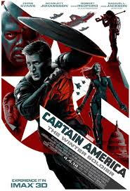 WHINECAST- Captain America: The Winter Soldier