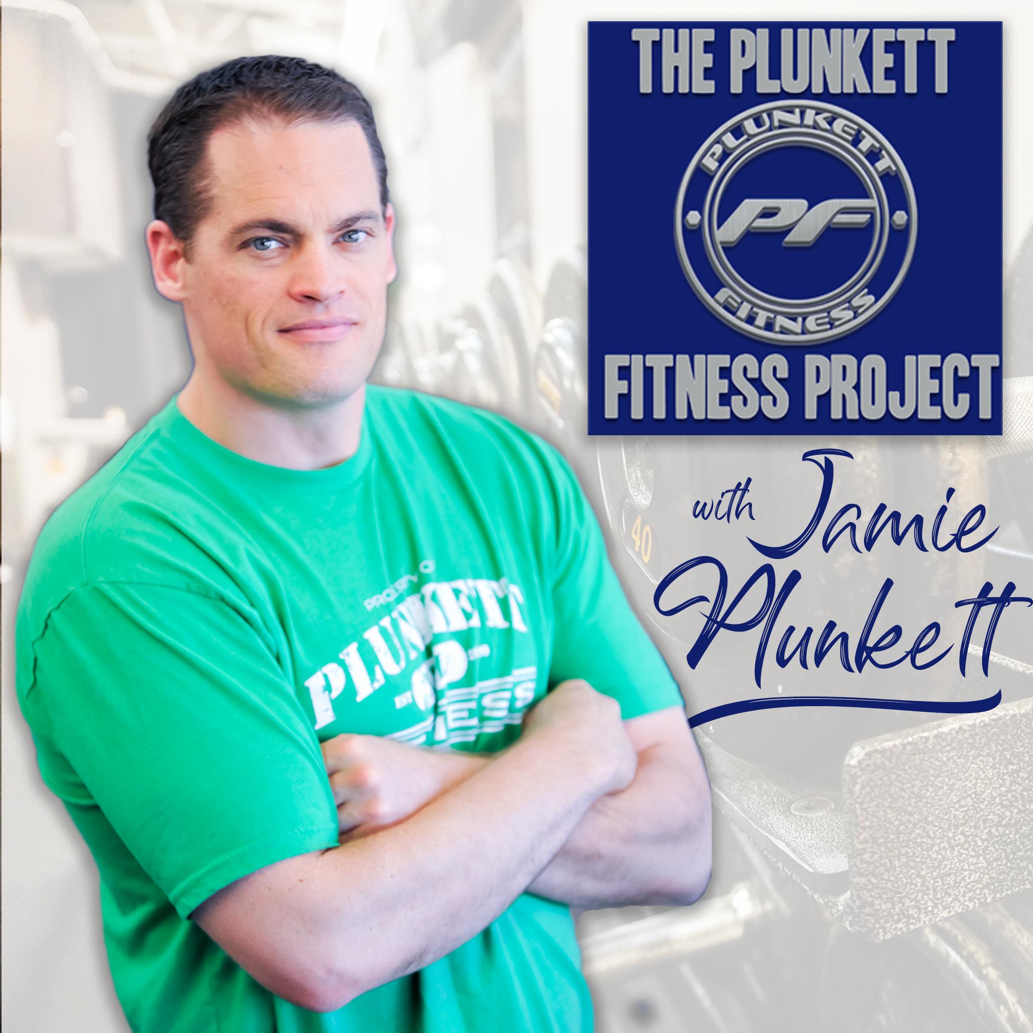 Plunkett Fitness Project show art