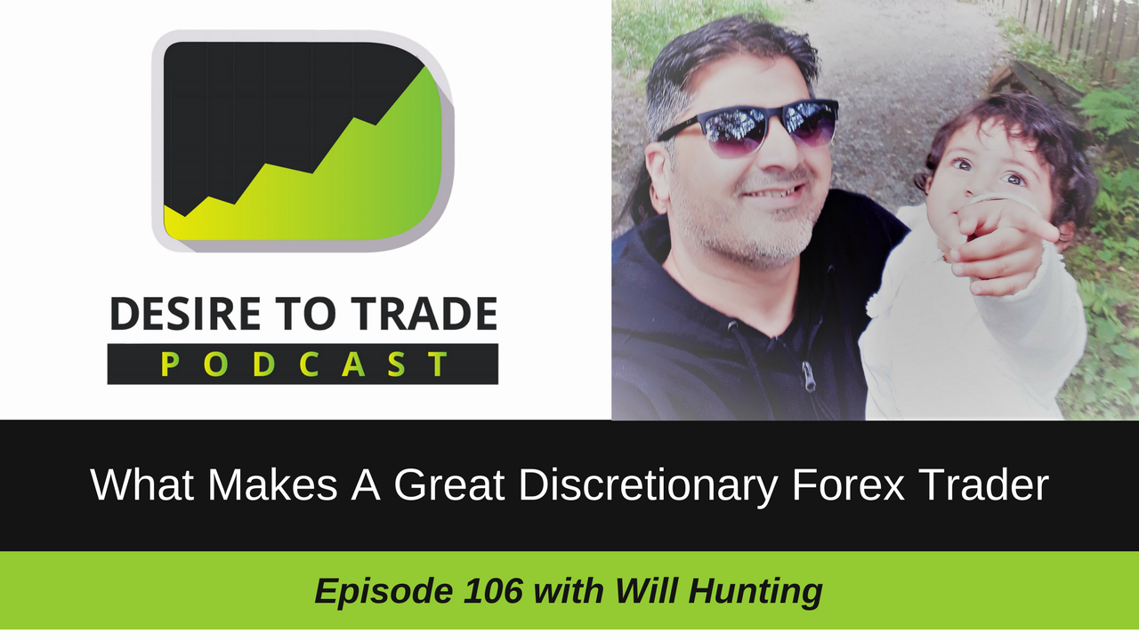 What Makes A Great Discretionary Forex Trader