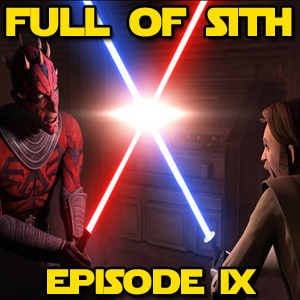 Episode IX: Attack Of The Clone Wars