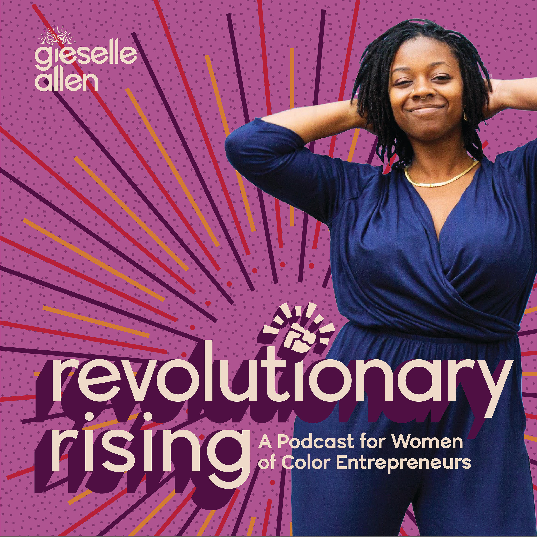 Revolutionary Rising show art