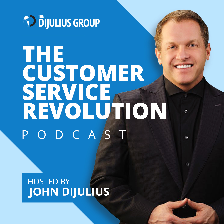 Customer Service Revolution show art