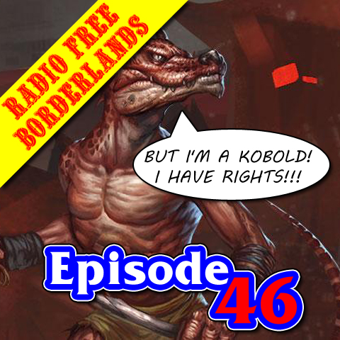 Episode 46: Monster Rights!!!