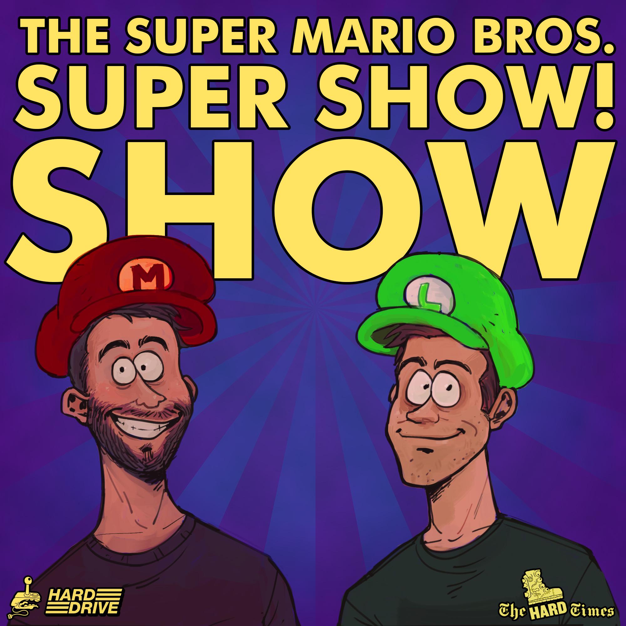 The Video Game Super Show Show Podbay