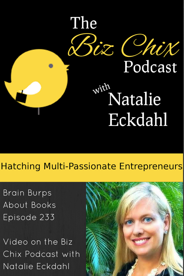 BBAB 233 - Video on the Biz Chix Podcast
