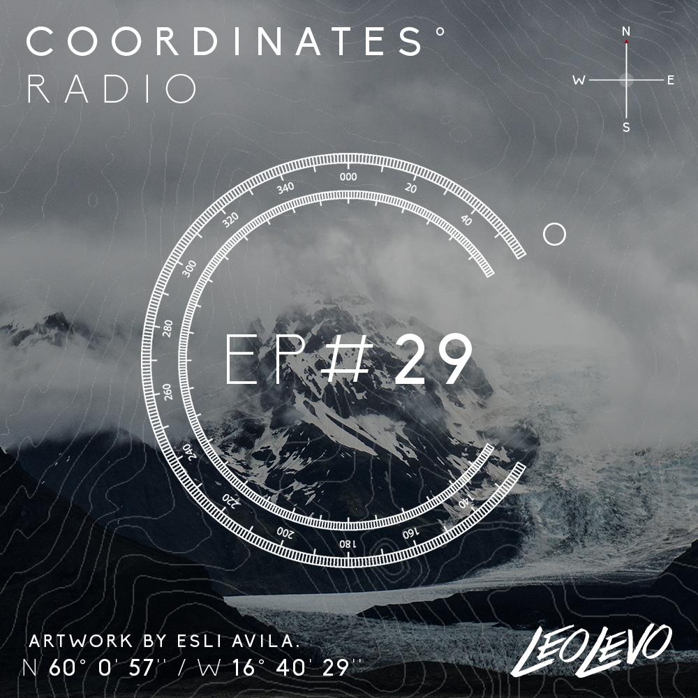 Artwork for EP#029 Leo Levo: Coordinates° Radio
