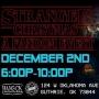 Artwork for Okie Geek 116 - Stranger Christmas