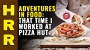 Artwork for ADVENTURES in FOOD: That time I worked at Pizza Hut