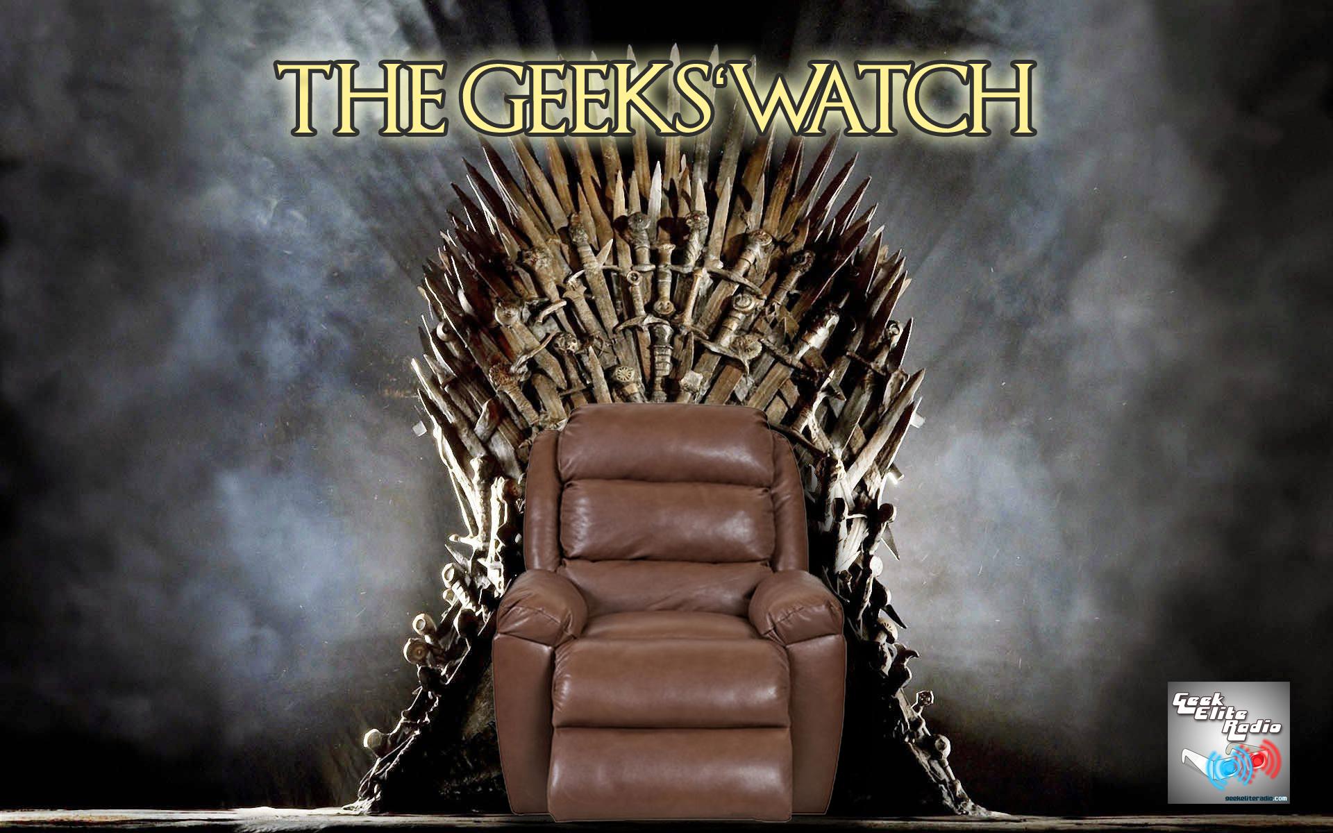 "Artwork for The Geeks' Watch - Episode 27 ""The Bicameral Mind"""