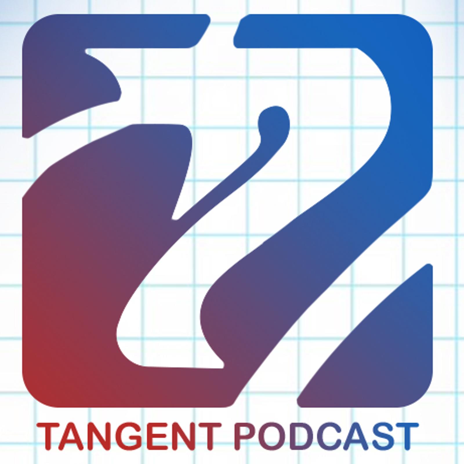 Tangent Podcast show art