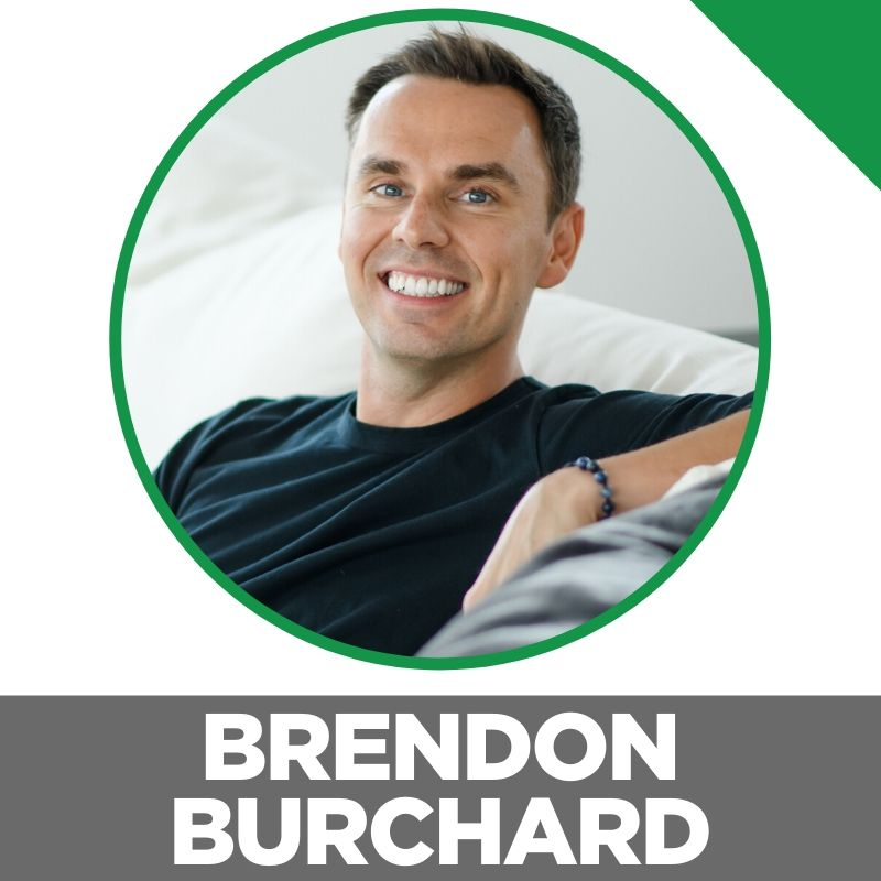 The Health Habits, Rituals, Routines, Biohacks, Foods, Supplements, Workouts, and Success Secrets of Brendon Burchard.