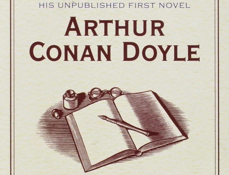 Episode 37:  The Lost Conan Doyle Manuscript