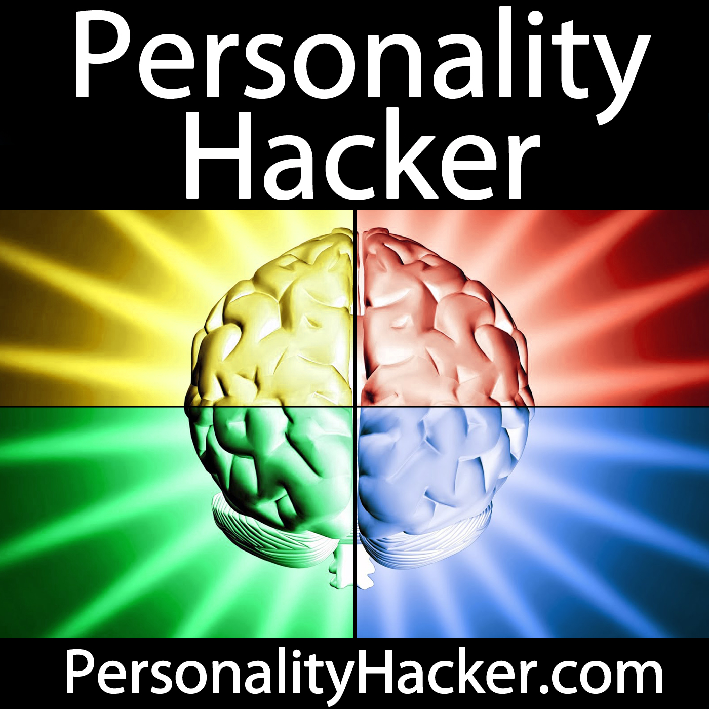 Personality Hacker Podcast show art
