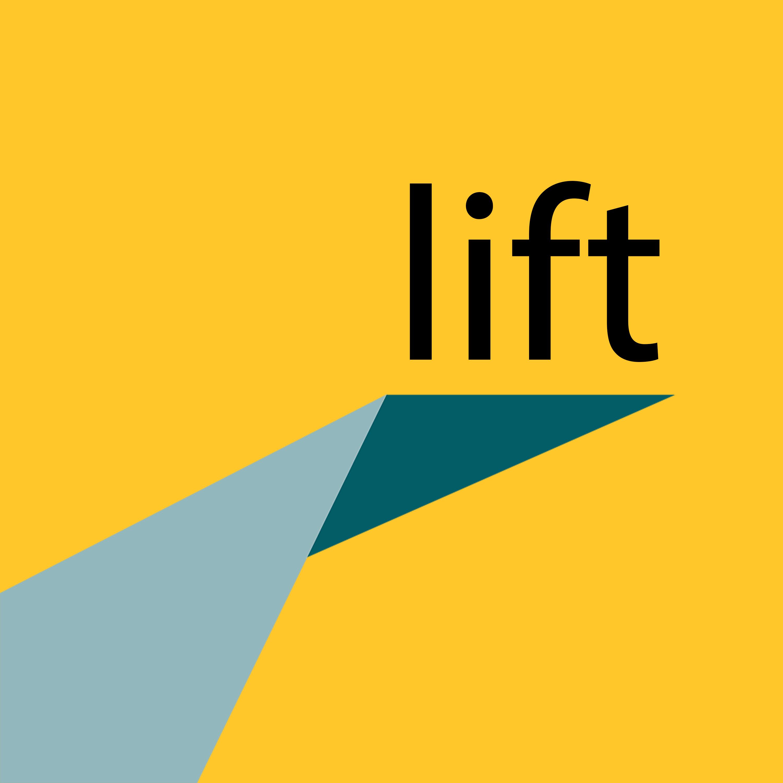 LIFT: Accelerate Good Change show art