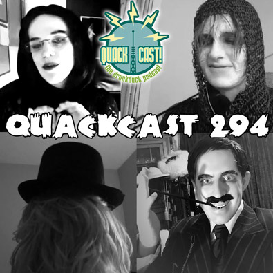 Episode  294 - Costume cast: Addams family