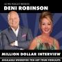 Artwork for Deni Robinson:  Million Dollar Interview