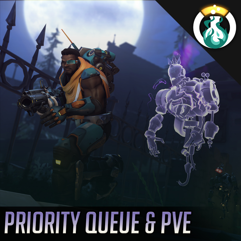 Priority Queue and PVE