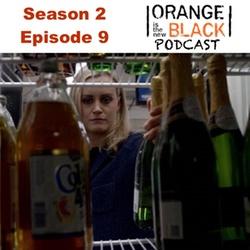 s2e9 40oz of Furlough - The Orange is the New Black Podcast