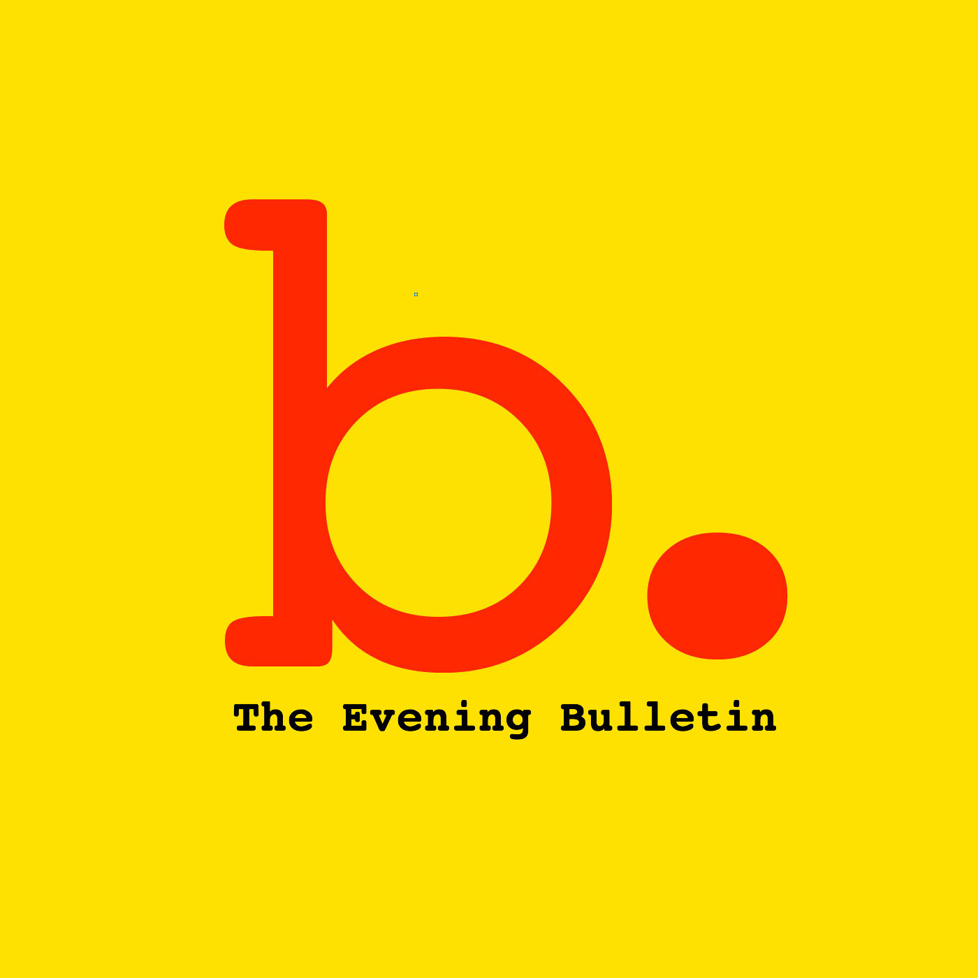 The Evening Bulletin with Perry Michael Simon show art