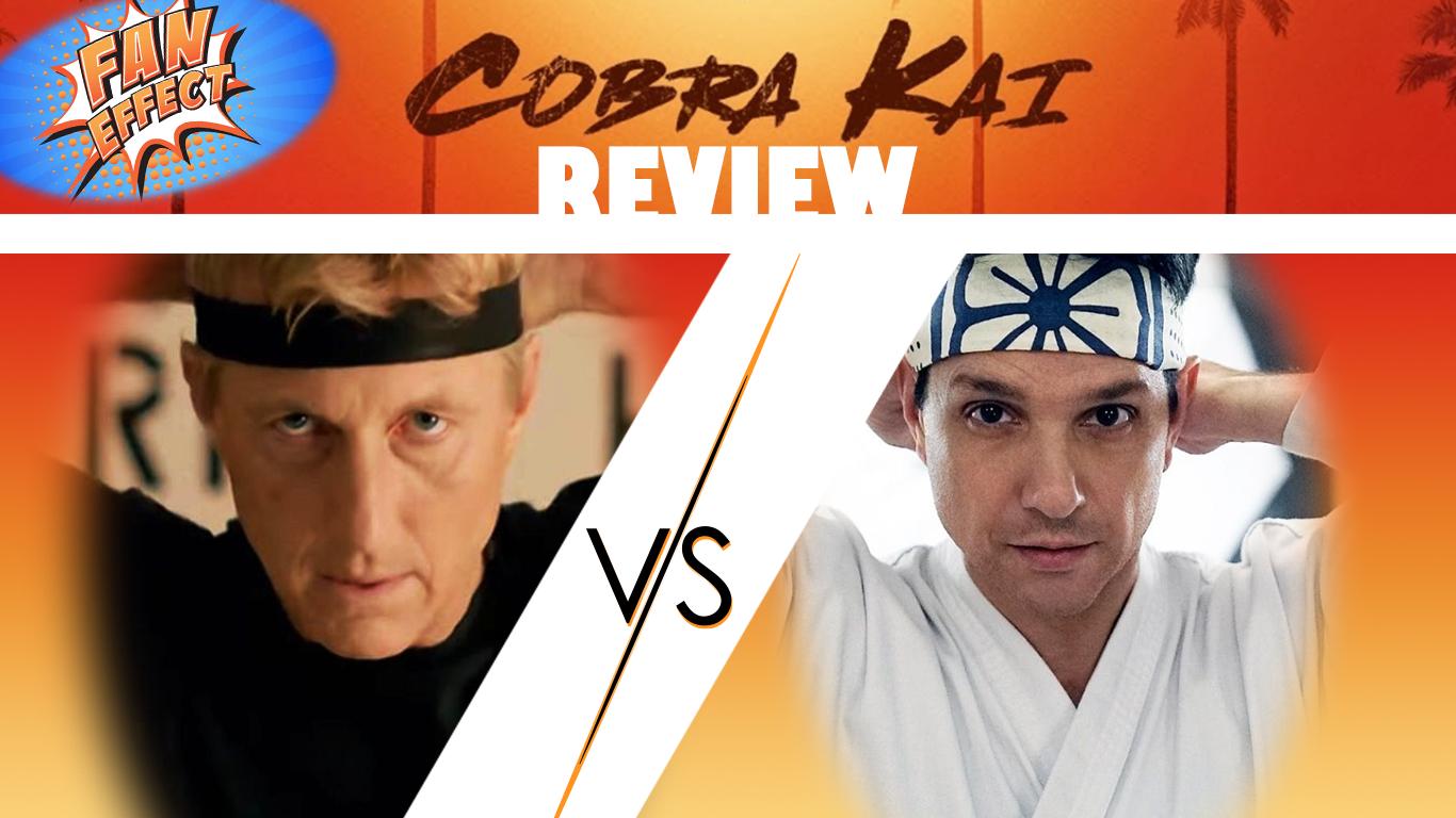 """Artwork for (VIDEO) """"Cobra Kai"""" Review Part 1"""