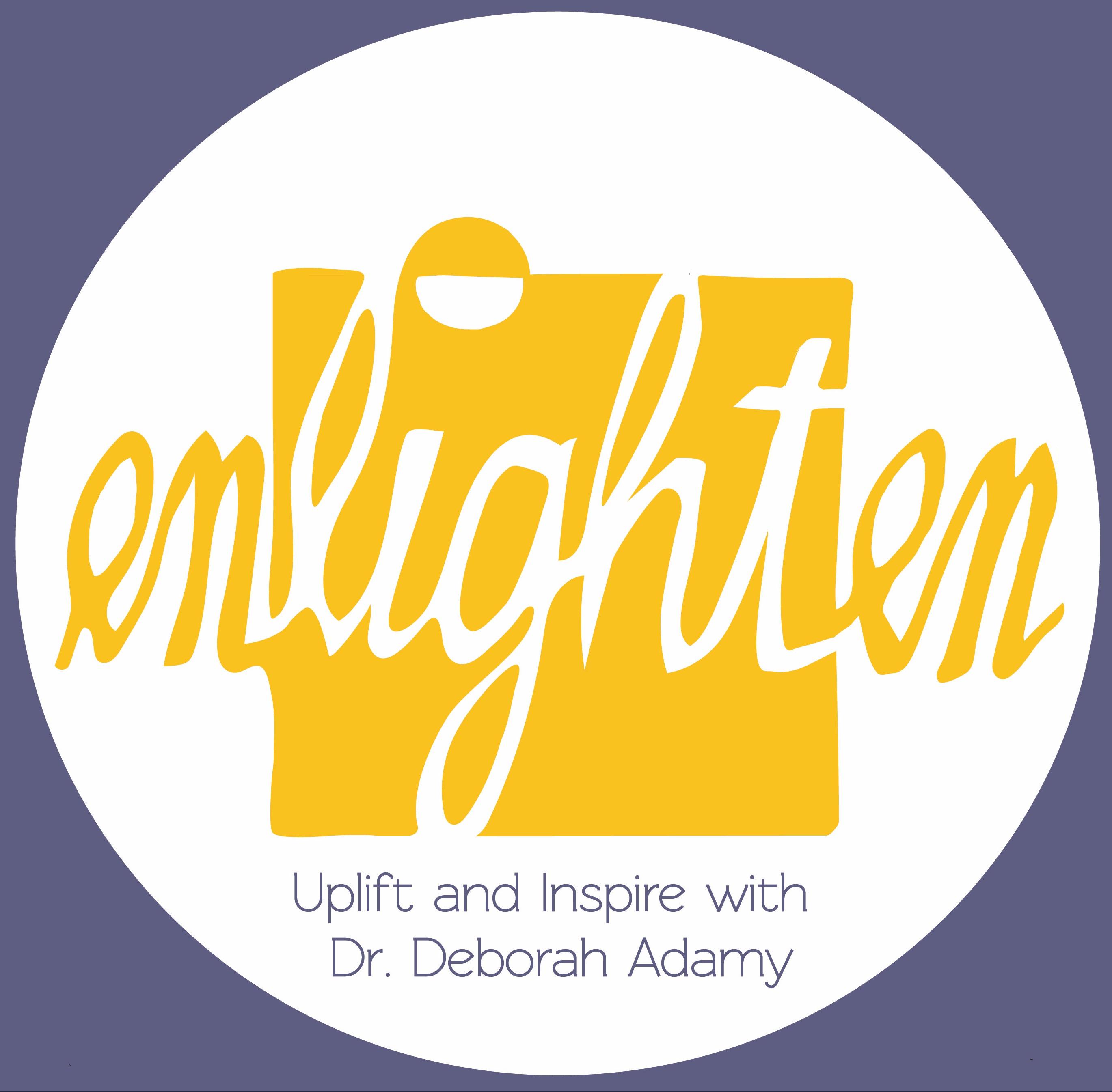 Enlighten: Uplift & Inspire show art
