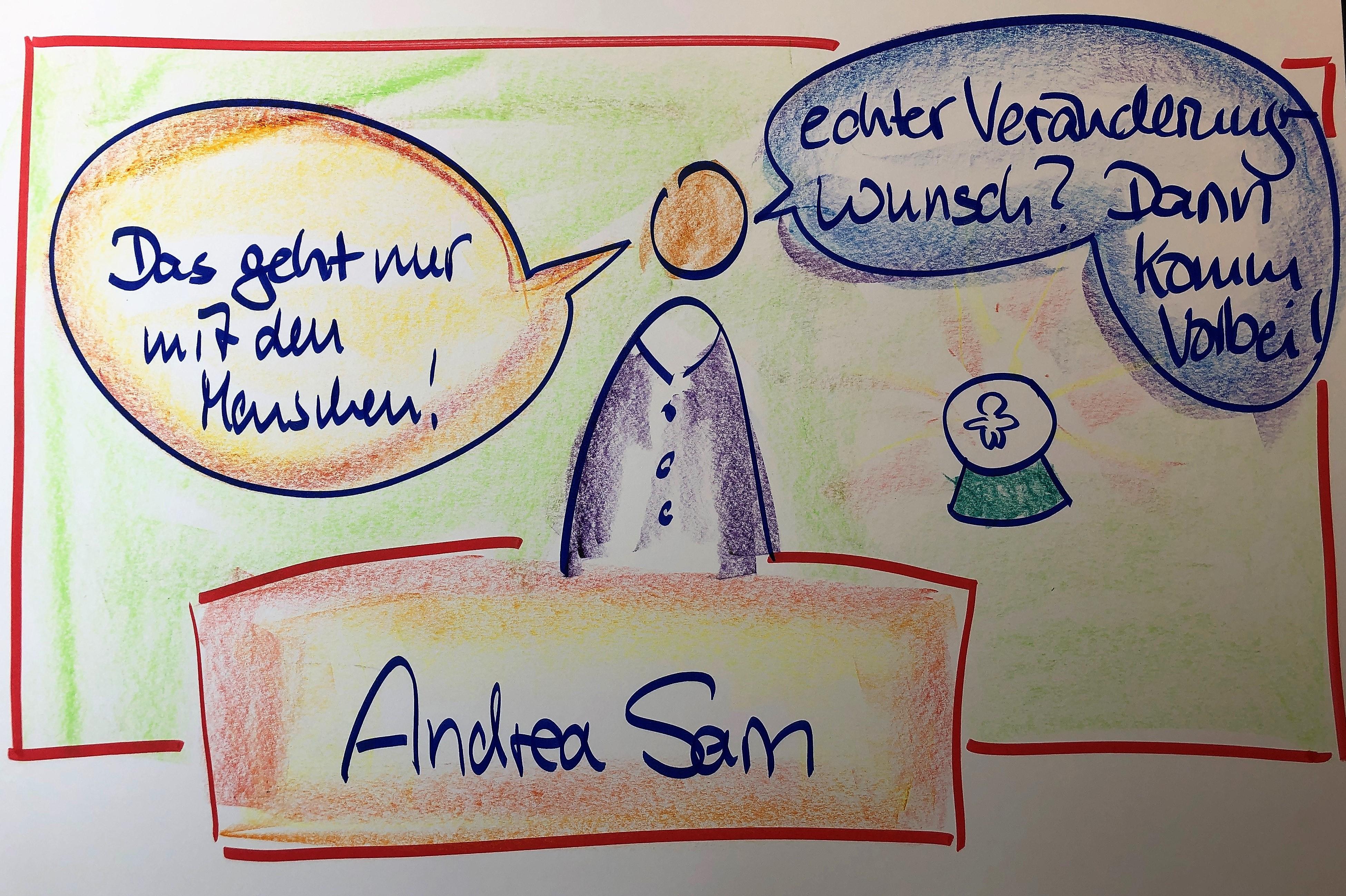 Andrea Sam