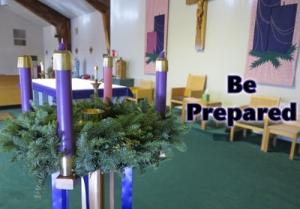 FBP 388 - Be Prepared