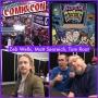 Artwork for Episode 812 - NYCC: SuperMansion w/ Zeb Wells/Matt Senreich/Tom Root!
