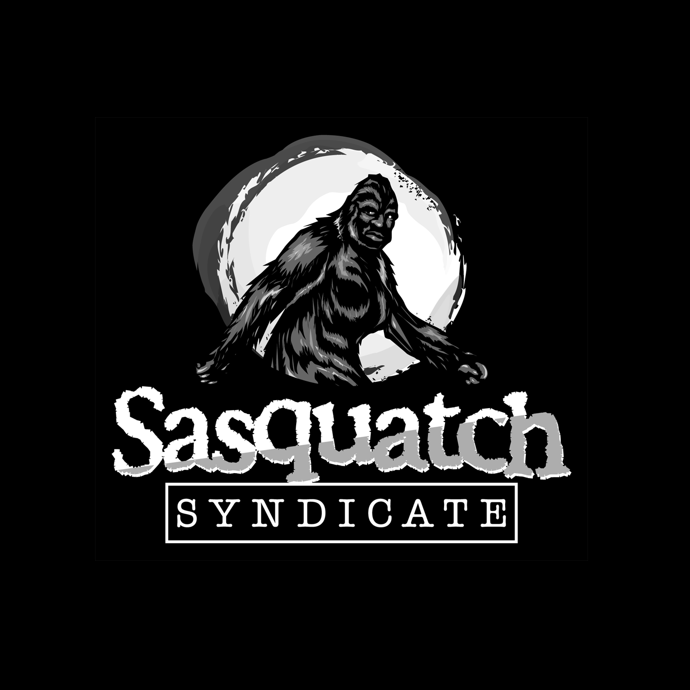 Sasquatch Syndicate show art