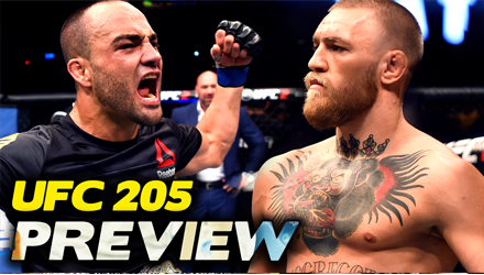 Submission Radio #105 UFC 205 Preview - Robin Black, Sean Sheehan, Damon Martin, Tommy Toe Hold