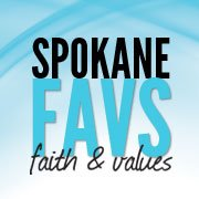 REVOLUTIONARY SPIRITUALITY: SpokaneFavs (Faith and Values)