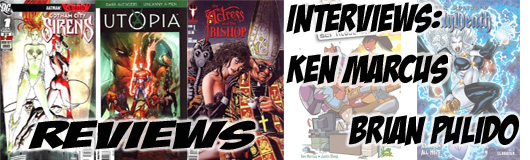 Episode 206 - More Heroes Con with Brian Pulido & Ken Marcus