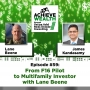 Artwork for Ep#59 From F16 Pilot  to Multifamily Investor  with Lane Beene