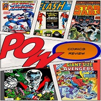 WIWC Comic Review Podcast 01 - Fantastic Four, Batman, Star Wars, Hawkman, Moon Knight - Episode 01