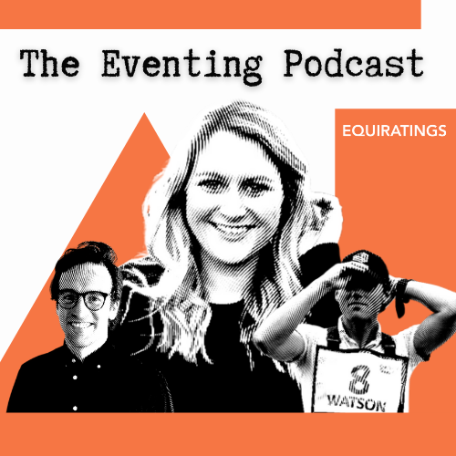 EquiRatings Eventing Podcast show art