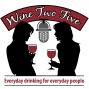 Artwork for Episode 23: Wine & Snack Fix While Chatting Wine Flicks