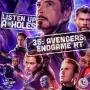 Artwork for #35. Avengers: Endgame Hot Take with Rob Heiret