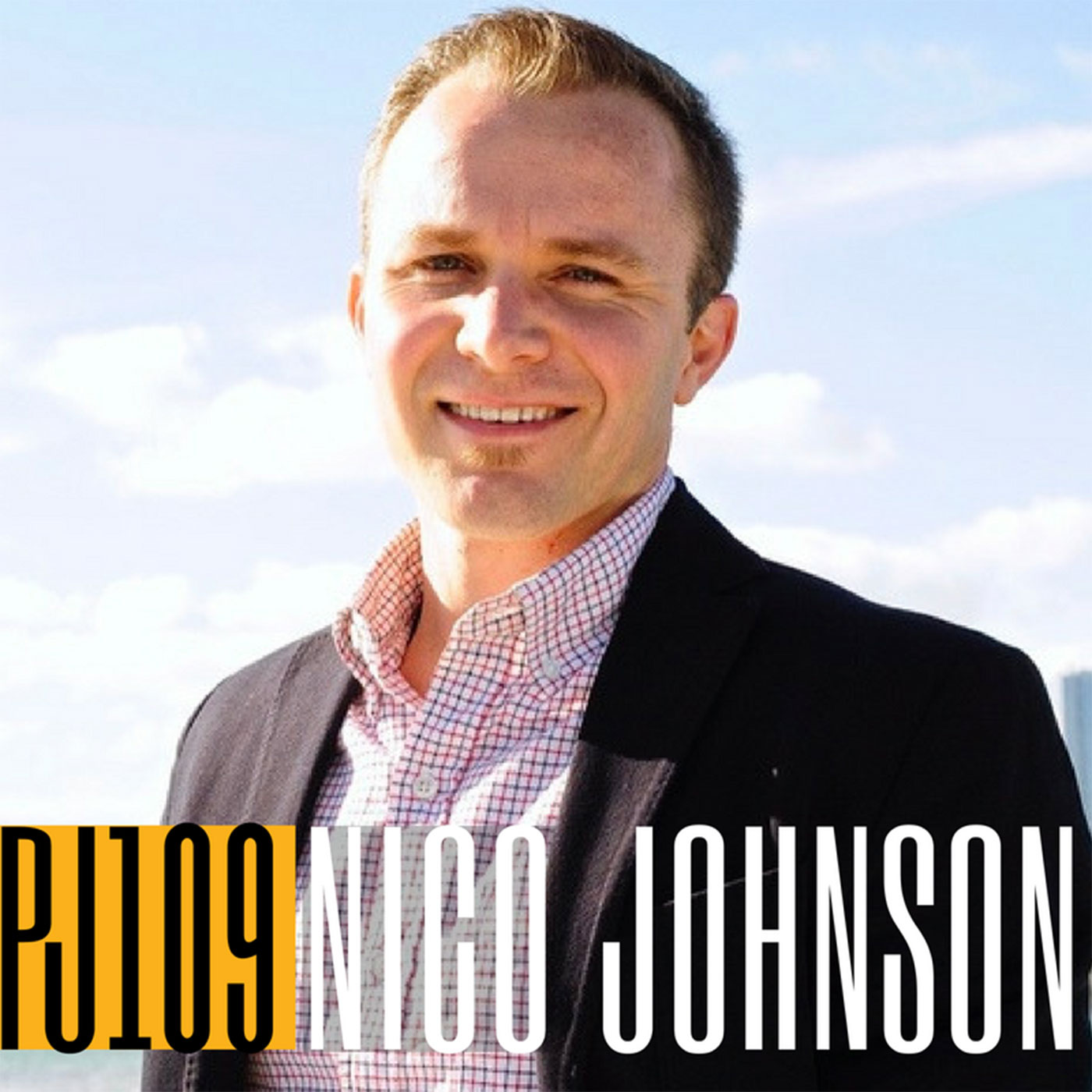 109 Nico Johnson | The Struggles of Getting Your Podcast off the Ground