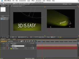 3D made easy in After Effects CS3