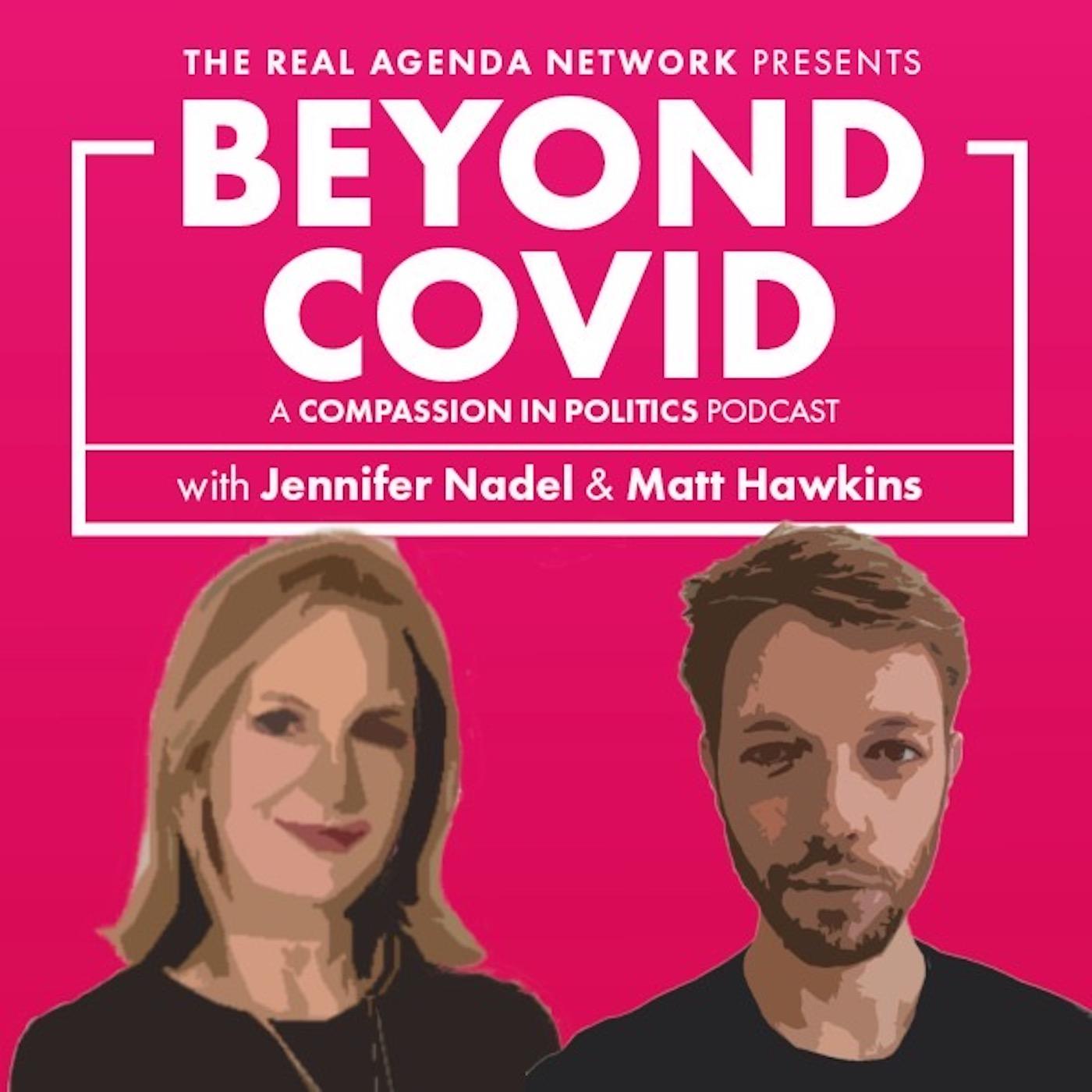 Artwork for Beyond Covid 5: Dr Phil Hammond