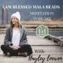 Artwork for I Am Blessed Mala Beads Chakra Meditation