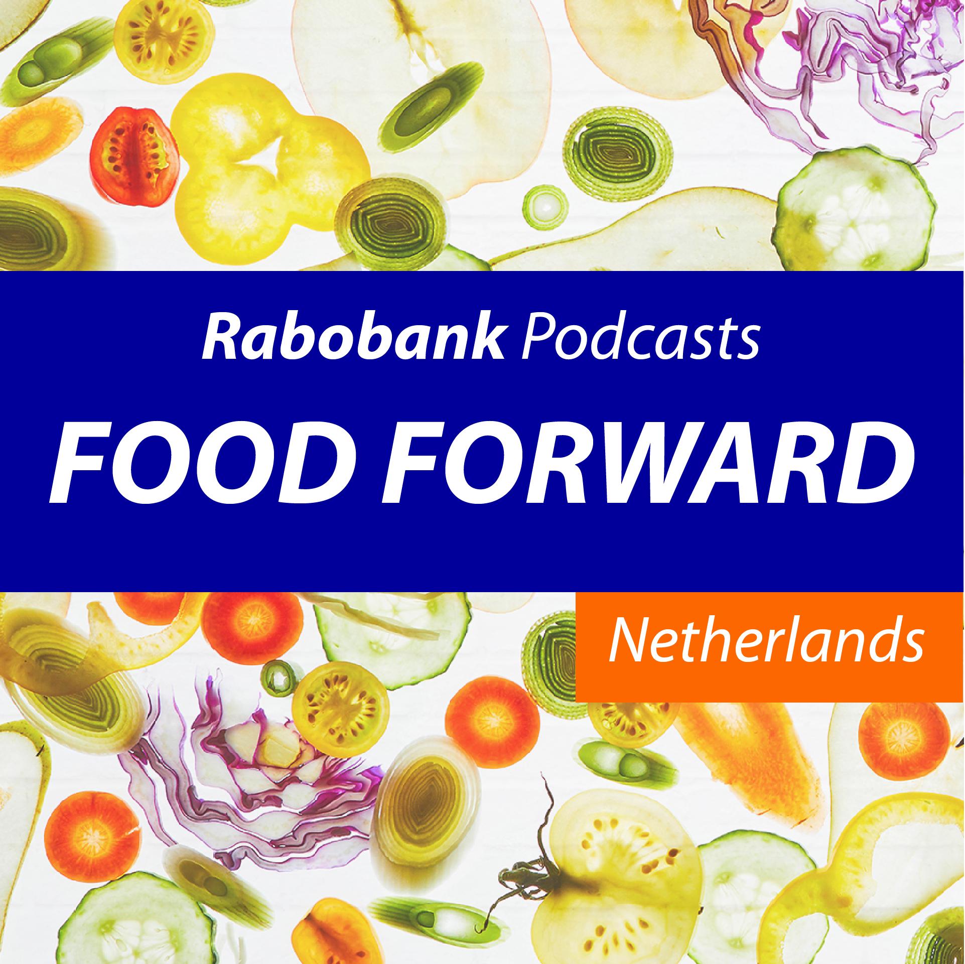 Food Forward NL show art